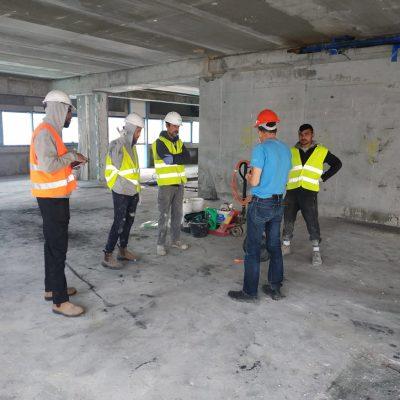 הדרכת בטיחות בבניין - צמח בטיחות טלפון 0723946353